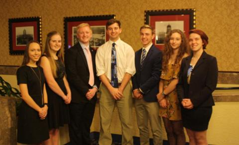 Elks National Foundation Scholarship Winners